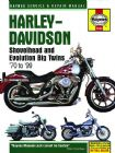 Harley-Davidson Shovelhead and Evolution Big Twins (70 - 99) Haynes Manual